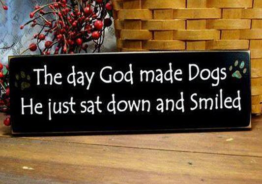 god made dogs